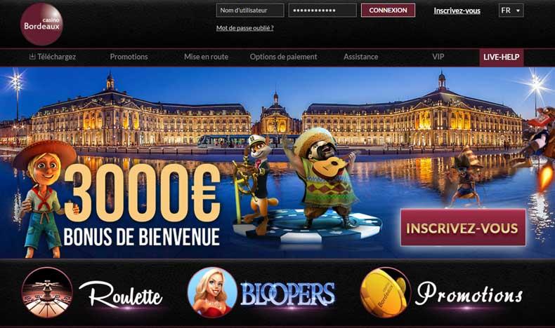 Avis Casino Bordeaux