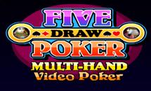 Five Draw Poker