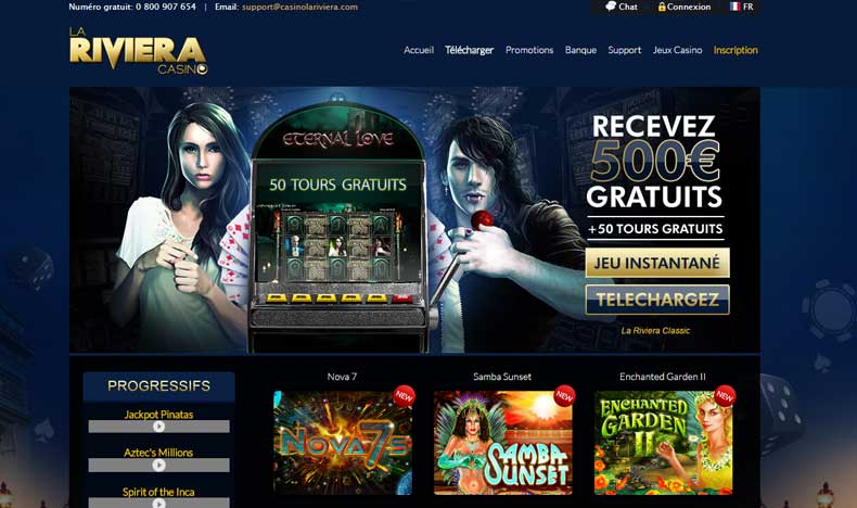 Avis La Riviera Casino